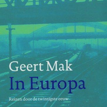 Geert Mak, Europa en Griekenland