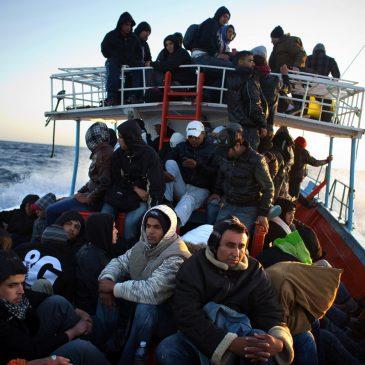 Patras, doorgang naar Europa