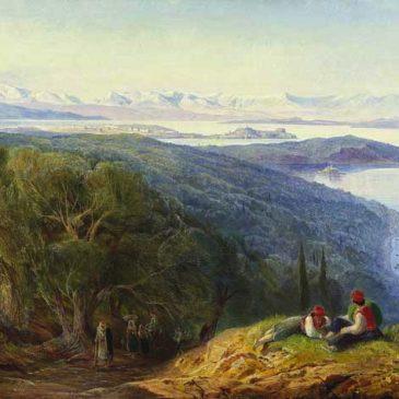 Edward Lear – The Corfu Years