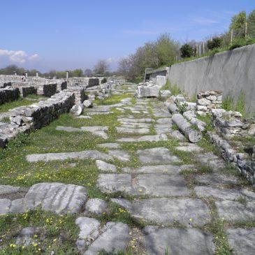 Politiek en media: de Via Egnatia