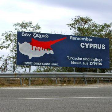 Begrafenis van de 'Grand Old Man' van Cyprus.