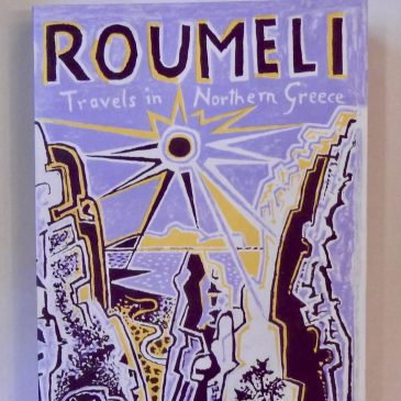 Patrick Leigh Fermor- Roumeli. Travels in Northern Greece