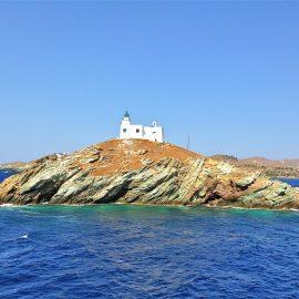 Een bezoek aan het eiland Kéa.