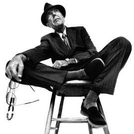 Bij de dood van Leonard Cohen (1934-2016).