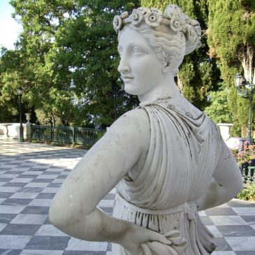 Foto-album: Acchileon op Corfu – juli 2008