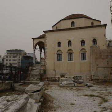 De moskee in Athene die nooit komt