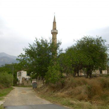 Minaretten en lege schoendozen