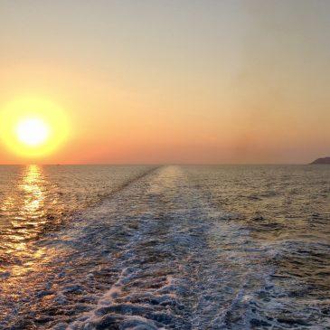 Naxos, een late aankomst