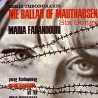 Foto: LP The Ballad of Mauthausen. Bericht: 4 mei, de Mauthausen-cyclus in het Concert-gebouw. www.andergriekenland.nl