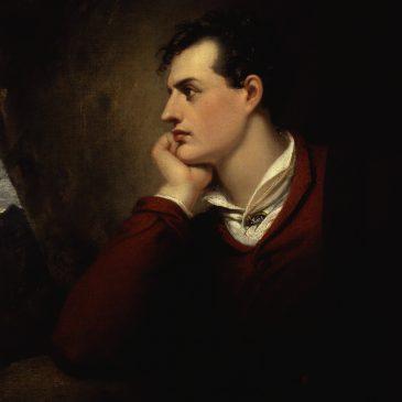 Lord Byron's sterfdag: nieuwe nationale feestdag