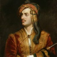 Foto: Portret Lord Byron. Bron: http://www.gac.culture.gov.uk. Bericht: Lord Byron. Wat en hoe Grieks. www.andergriekenland.nl