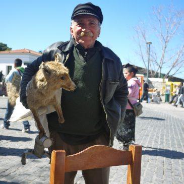 Foto-reportage: vlooienmarkt in Monastiraki, Athene.