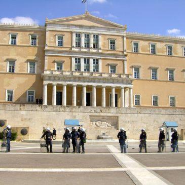 Mogelijke verkoop van Grieks staatsbezit