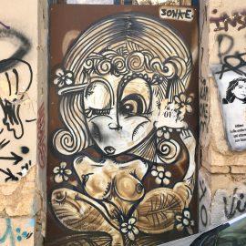Graffiti Athene – deel 1: wijk Exárchia.
