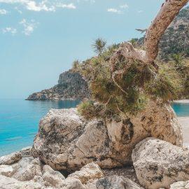 """Vertrokken naar Karpathos: """"Iedere plek op het eiland is anders. En zo is iedere dag als wij daar zijn weer anders""""."""