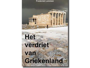 Nieuw boek 'Het verdriet van Griekenland'.